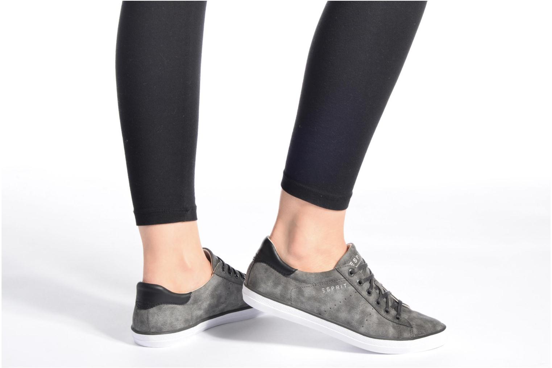 Sneakers Esprit Miana Lace Up Grigio immagine dal basso