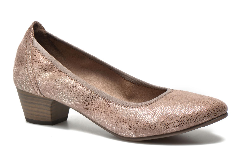 Zapatos de tacón Jana shoes Danina Beige vista de detalle / par