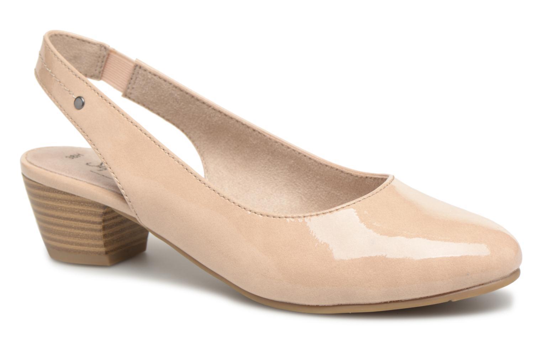 Pumps Jana shoes Orina Beige detail