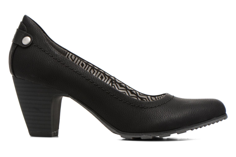 High heels S.Oliver Nyelle Black back view