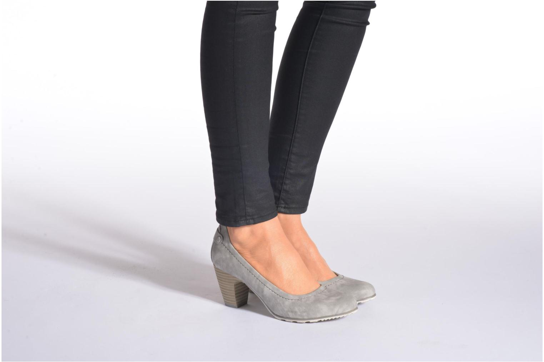 Zapatos de tacón S.Oliver Nyelle Azul vista de abajo