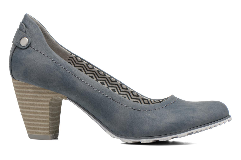 Zapatos de tacón S.Oliver Nyelle Azul vistra trasera