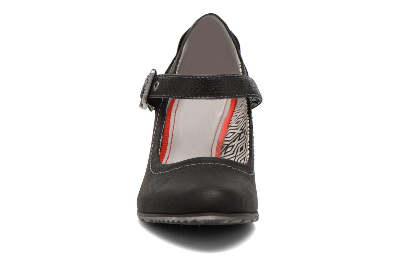 Escarpins S.Oliver Leby Noir vue portées chaussures