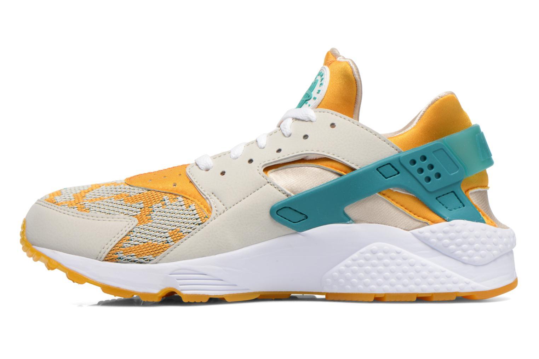 Sneaker Nike Air Huarache Run PA beige ansicht von vorne