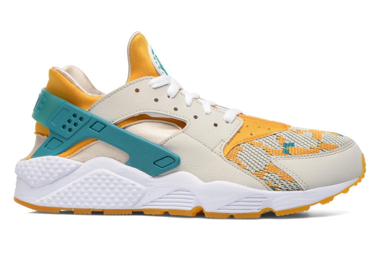 Sneaker Nike Air Huarache Run PA beige ansicht von hinten