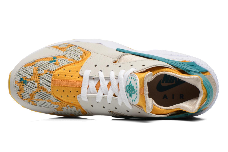 Sneaker Nike Air Huarache Run PA beige ansicht von links