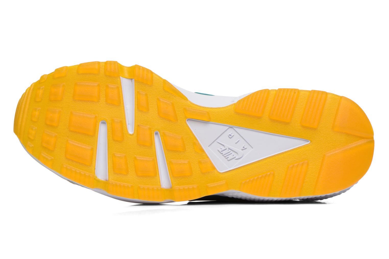 Sneaker Nike Air Huarache Run PA beige ansicht von oben
