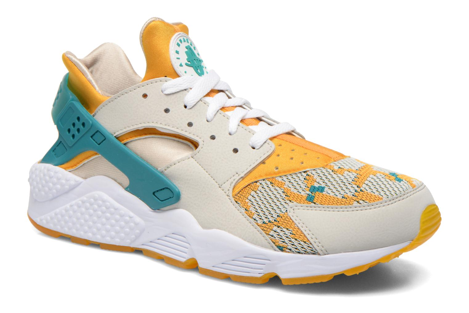 Baskets Nike Air Huarache Run PA Beige vue détail/paire