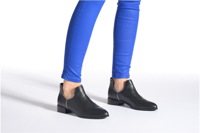 Stiefeletten & Boots SENSO BAILEY VII schwarz ansicht von unten / tasche getragen