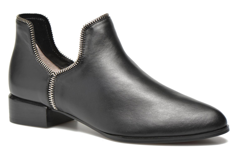 Boots en enkellaarsjes SENSO BAILEY VII Zwart detail