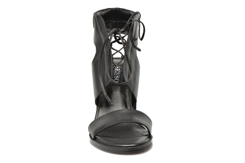 Sandales et nu-pieds SENSO VALLERI VI Noir vue portées chaussures