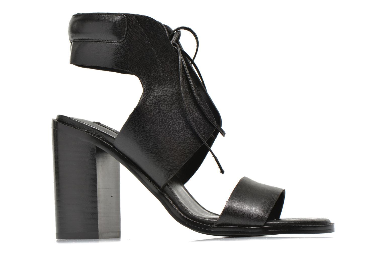 Sandales et nu-pieds SENSO VALLERI VI Noir vue derrière