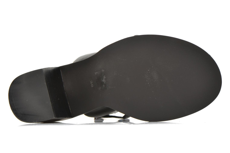 Sandales et nu-pieds SENSO VALLERI VI Noir vue haut