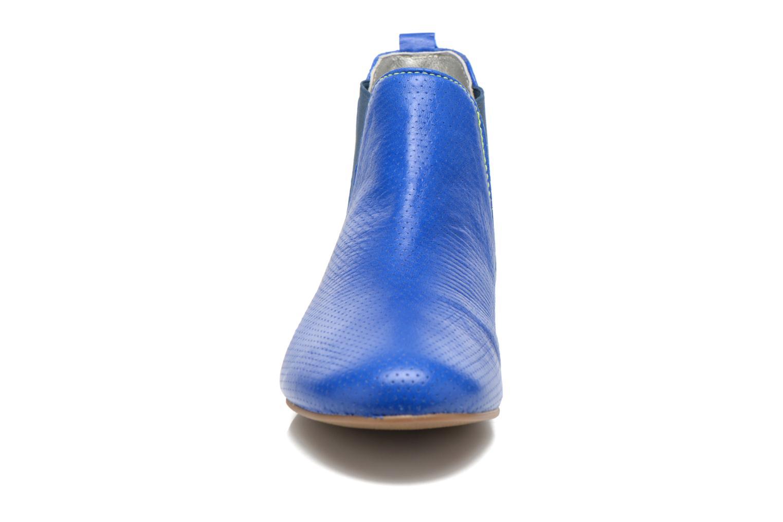 Bottines et boots Ippon Vintage Sun K Bleu vue portées chaussures
