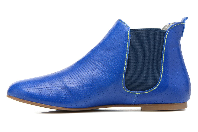 Bottines et boots Ippon Vintage Sun K Bleu vue face