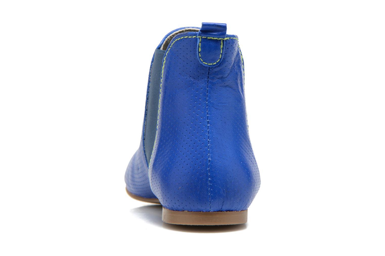 Bottines et boots Ippon Vintage Sun K Bleu vue droite