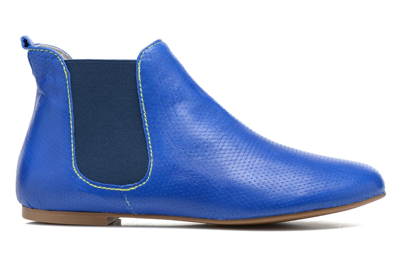Bottines et boots Ippon Vintage Sun K Bleu vue derrière