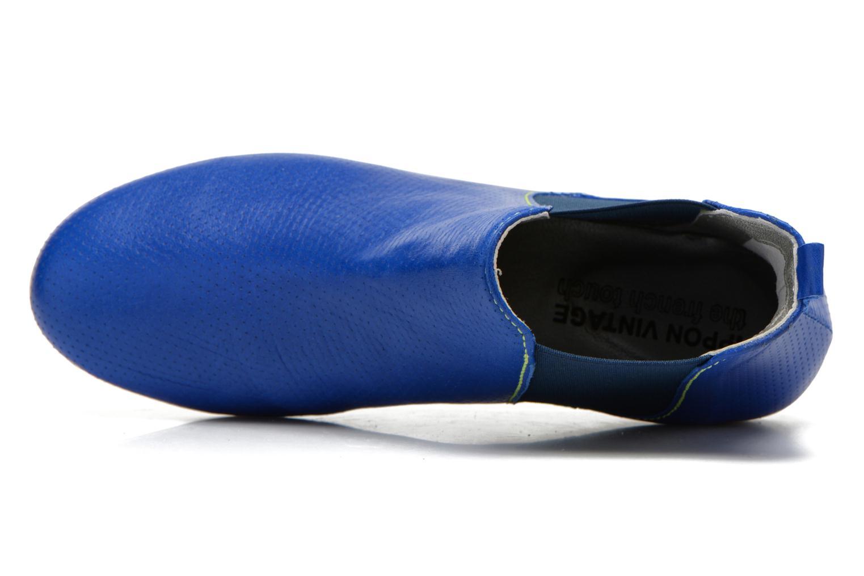 Bottines et boots Ippon Vintage Sun K Bleu vue gauche