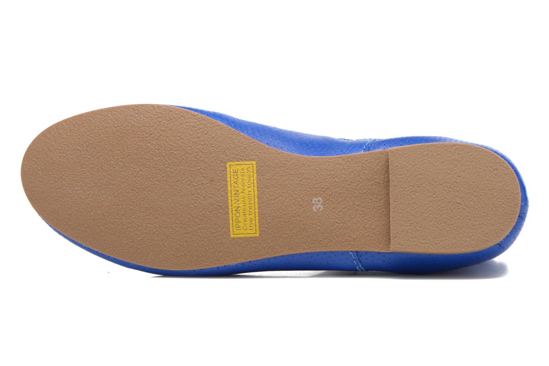 Bottines et boots Ippon Vintage Sun K Bleu vue haut