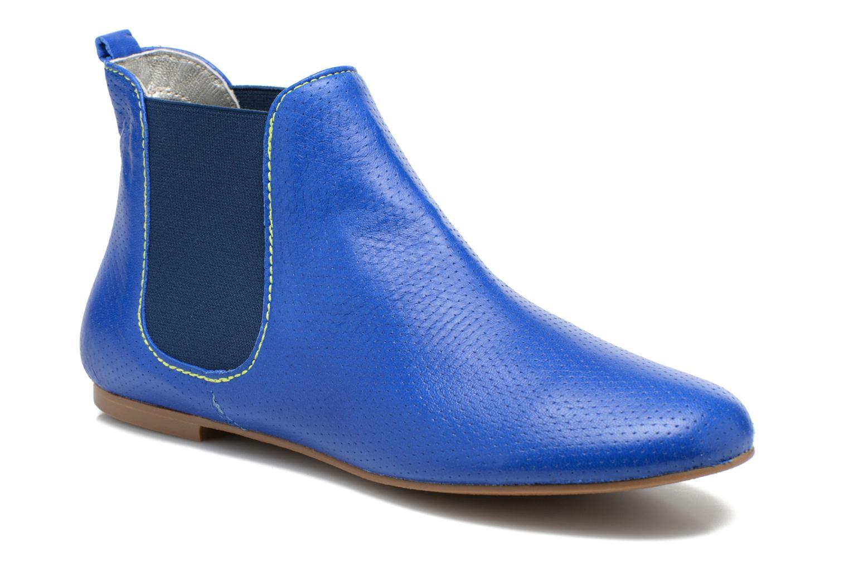 Bottines et boots Ippon Vintage Sun K Bleu vue détail/paire