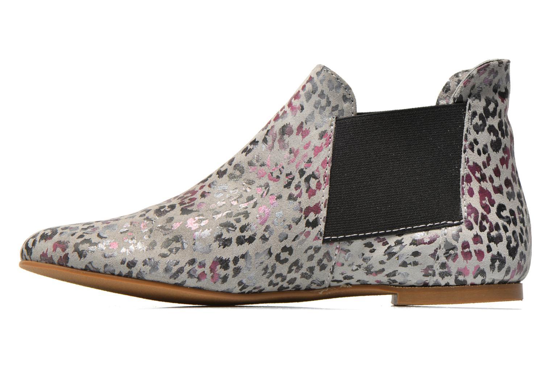 Bottines et boots Ippon Vintage Peal south Multicolore vue face