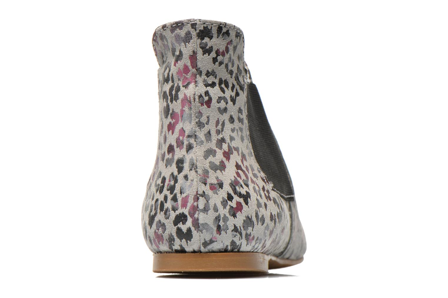Ankle boots Ippon Vintage Peal south Multicolor view from the right