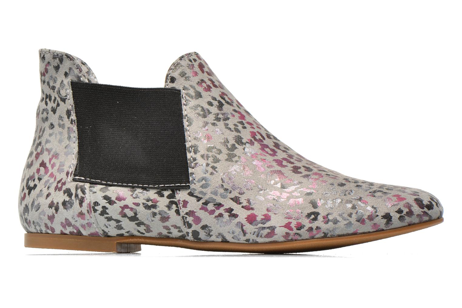 Ankle boots Ippon Vintage Peal south Multicolor back view