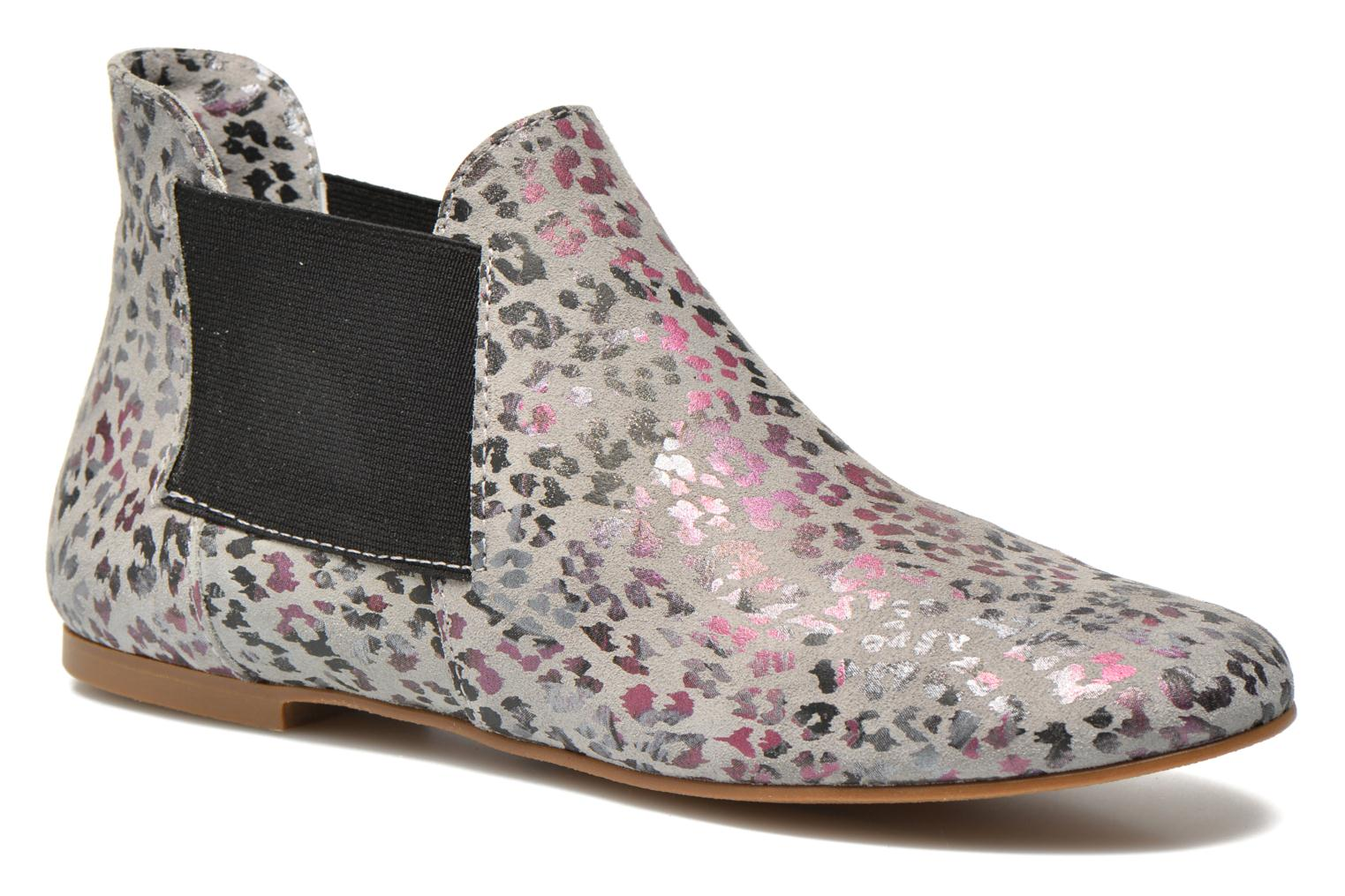 Ankle boots Ippon Vintage Peal south Multicolor detailed view/ Pair view