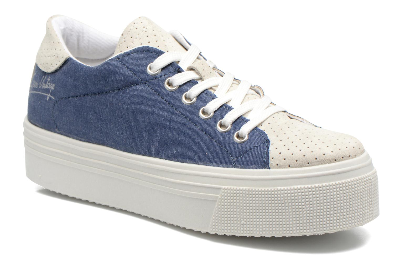Zapatos de hombre y mujer de promoción por tiempo jeans limitado Ippon Vintage Tokyo jeans tiempo (Azul) - Deportivas en Más cómodo ea0f7e