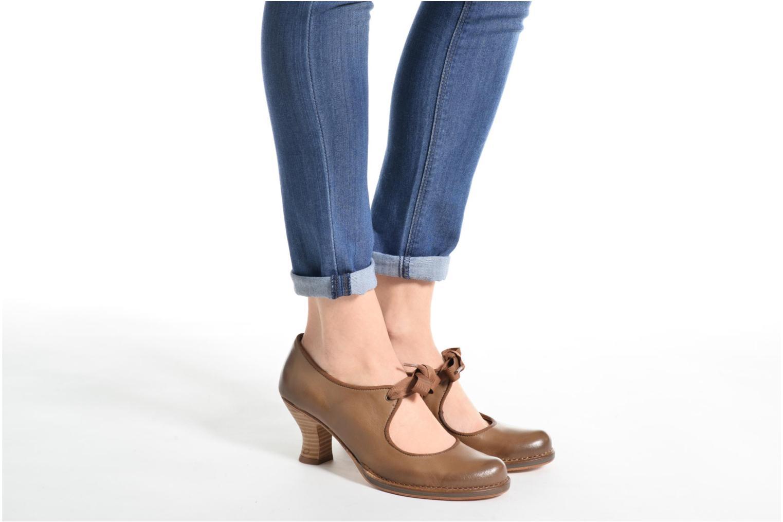 Zapatos de tacón Neosens Rococo S859 Negro vista de abajo