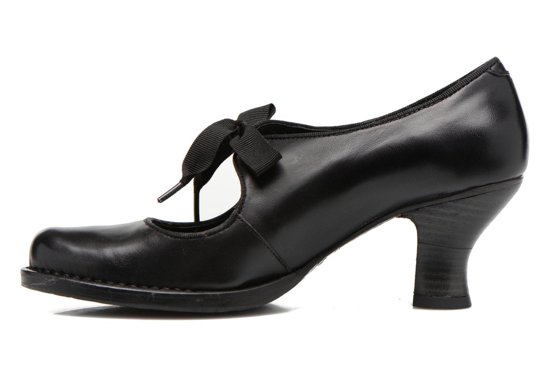 Zapatos de tacón Neosens Rococo S859 Negro vista de frente