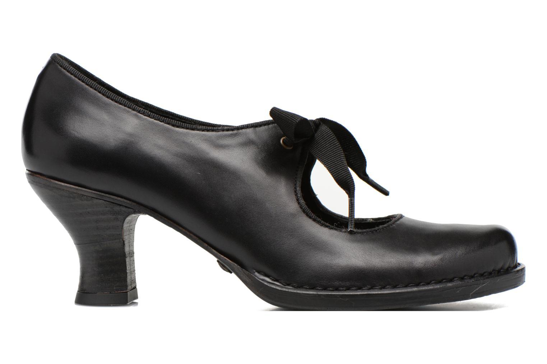 Zapatos de tacón Neosens Rococo S859 Negro vistra trasera