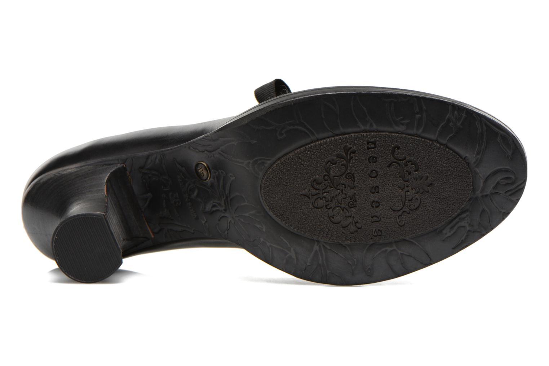 Zapatos de tacón Neosens Rococo S859 Negro vista de arriba