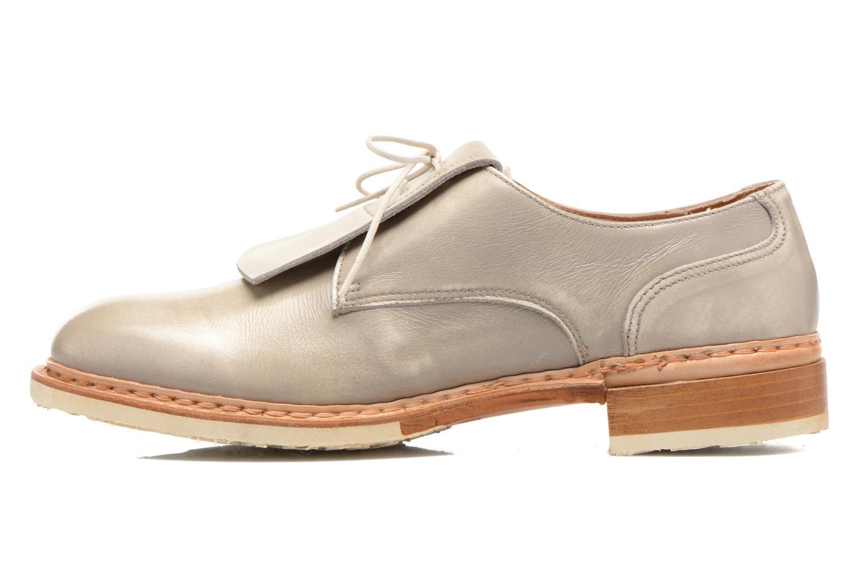 Chaussures à lacets Neosens Hondarribi S895 Beige vue face