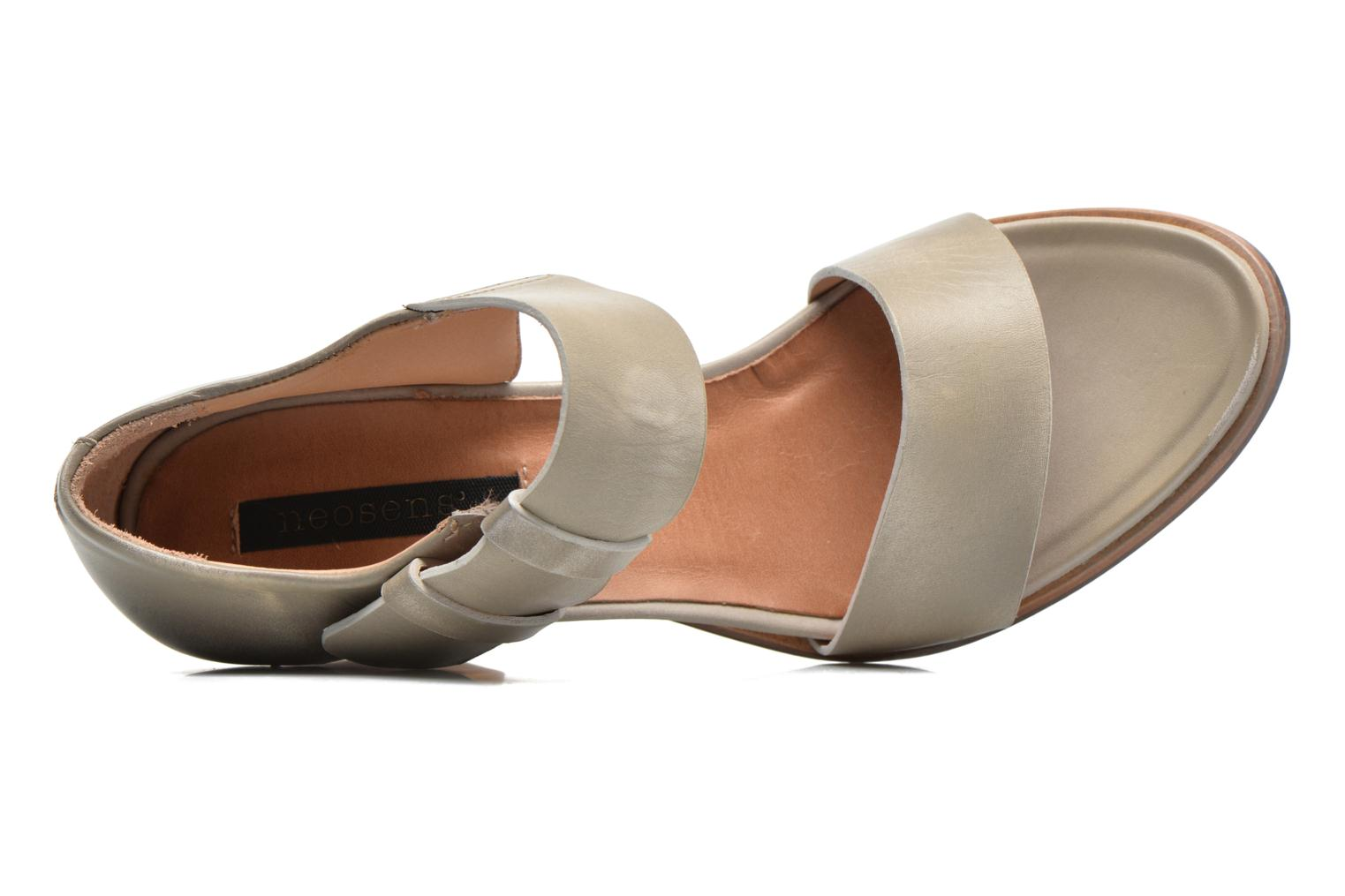 Sandals Neosens Gloria S198 White view from the left