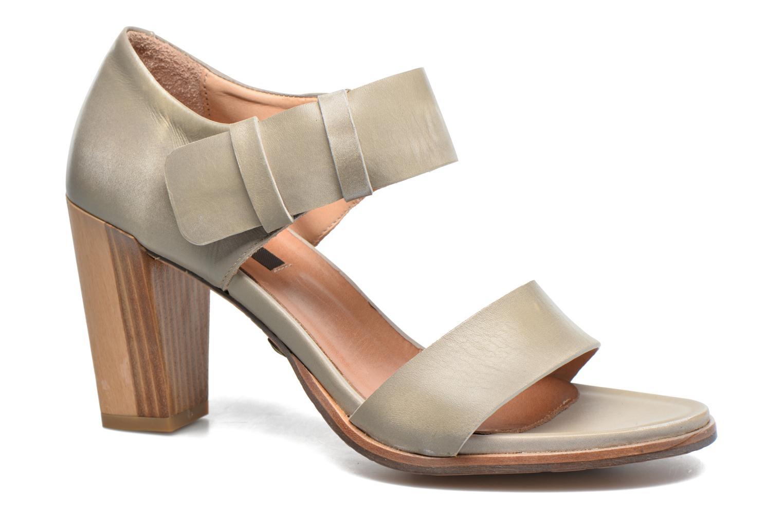 Sandals Neosens Gloria S198 White detailed view/ Pair view