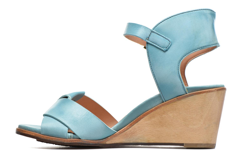 Sandales et nu-pieds Neosens Noah S216 Bleu vue face