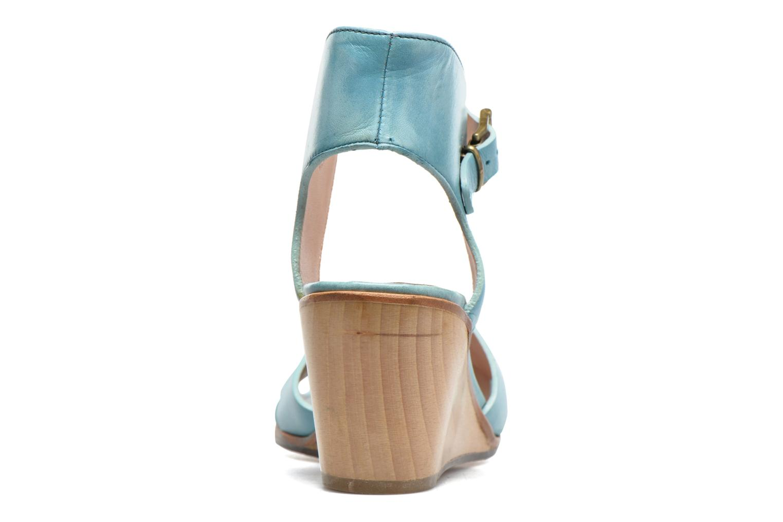 Sandales et nu-pieds Neosens Noah S216 Bleu vue droite
