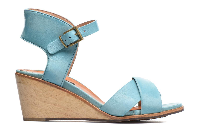 Sandales et nu-pieds Neosens Noah S216 Bleu vue derrière