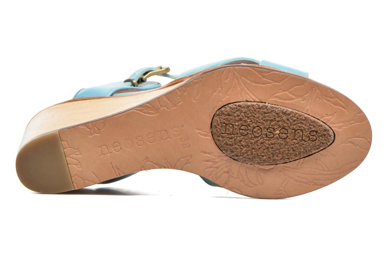 Sandales et nu-pieds Neosens Noah S216 Bleu vue haut