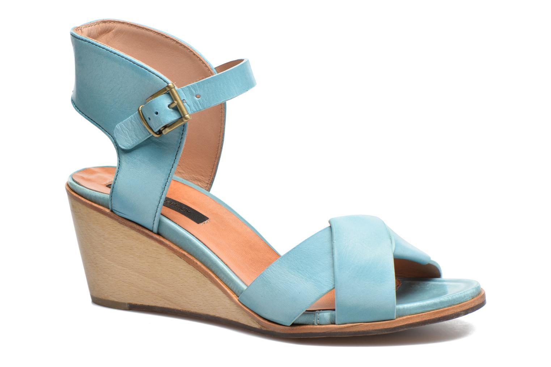 Sandales et nu-pieds Neosens Noah S216 Bleu vue détail/paire