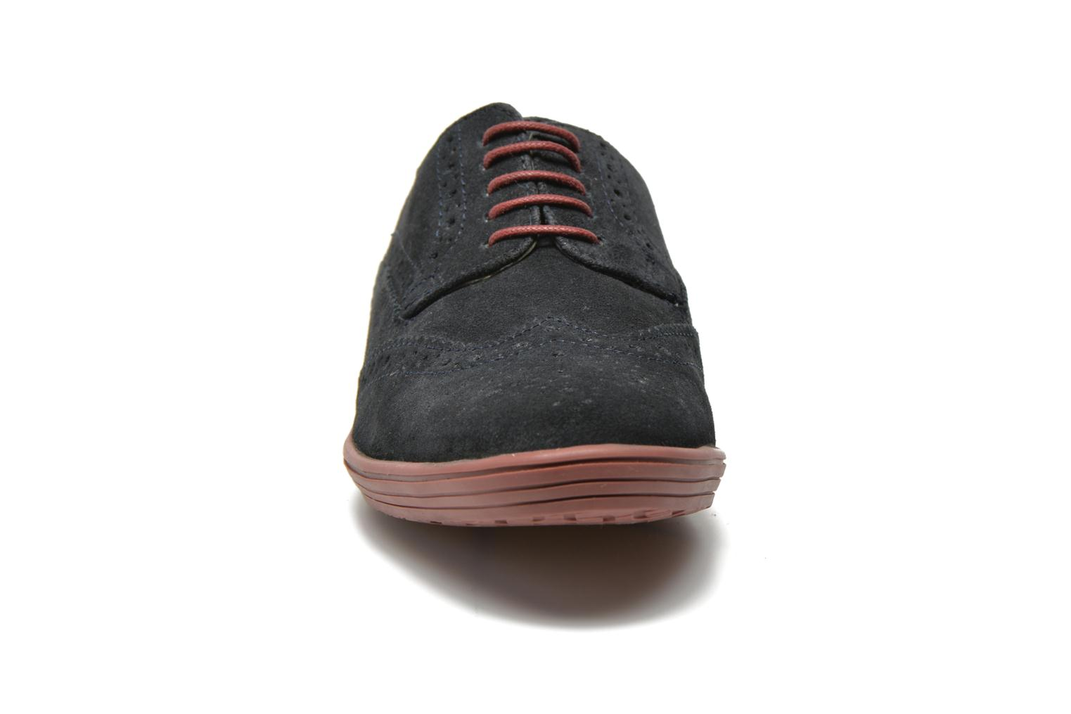 Gig Perform Navy Suede