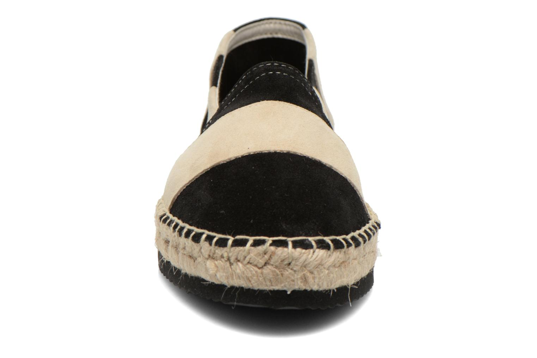 Espadrilles SPM VAUXHALL Multicolore vue portées chaussures