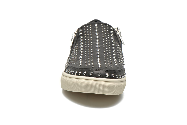 Baskets Steve Madden VIBEE Noir vue portées chaussures