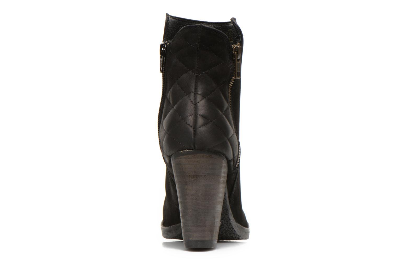 Bottines et boots Steve Madden RYATTQ Noir vue droite
