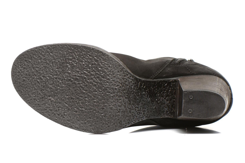 Bottines et boots Steve Madden RYATTQ Noir vue haut