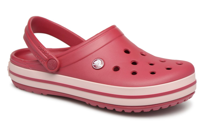 Últimos recortes de precios Crocs Crocband W (Rosa) - Zuecos chez Sarenza
