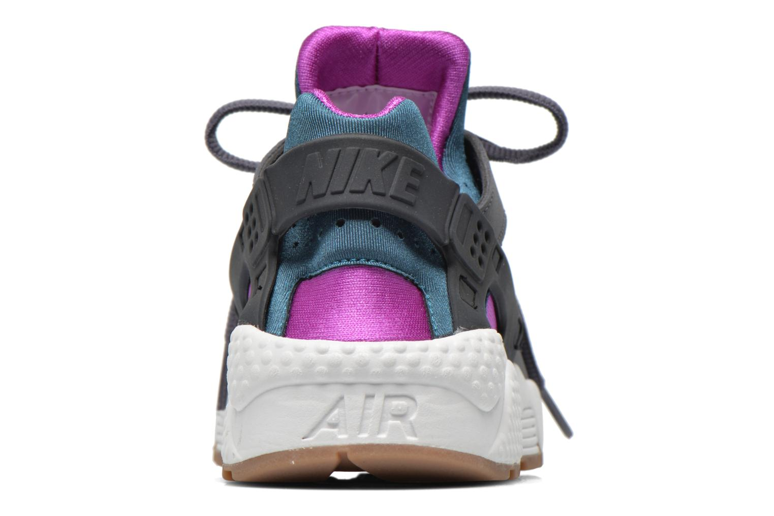Sneakers Nike Wmns Air Huarache Run Grijs rechts