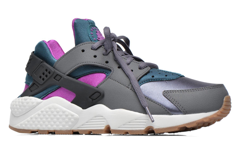 Sneakers Nike Wmns Air Huarache Run Grå bild från baksidan
