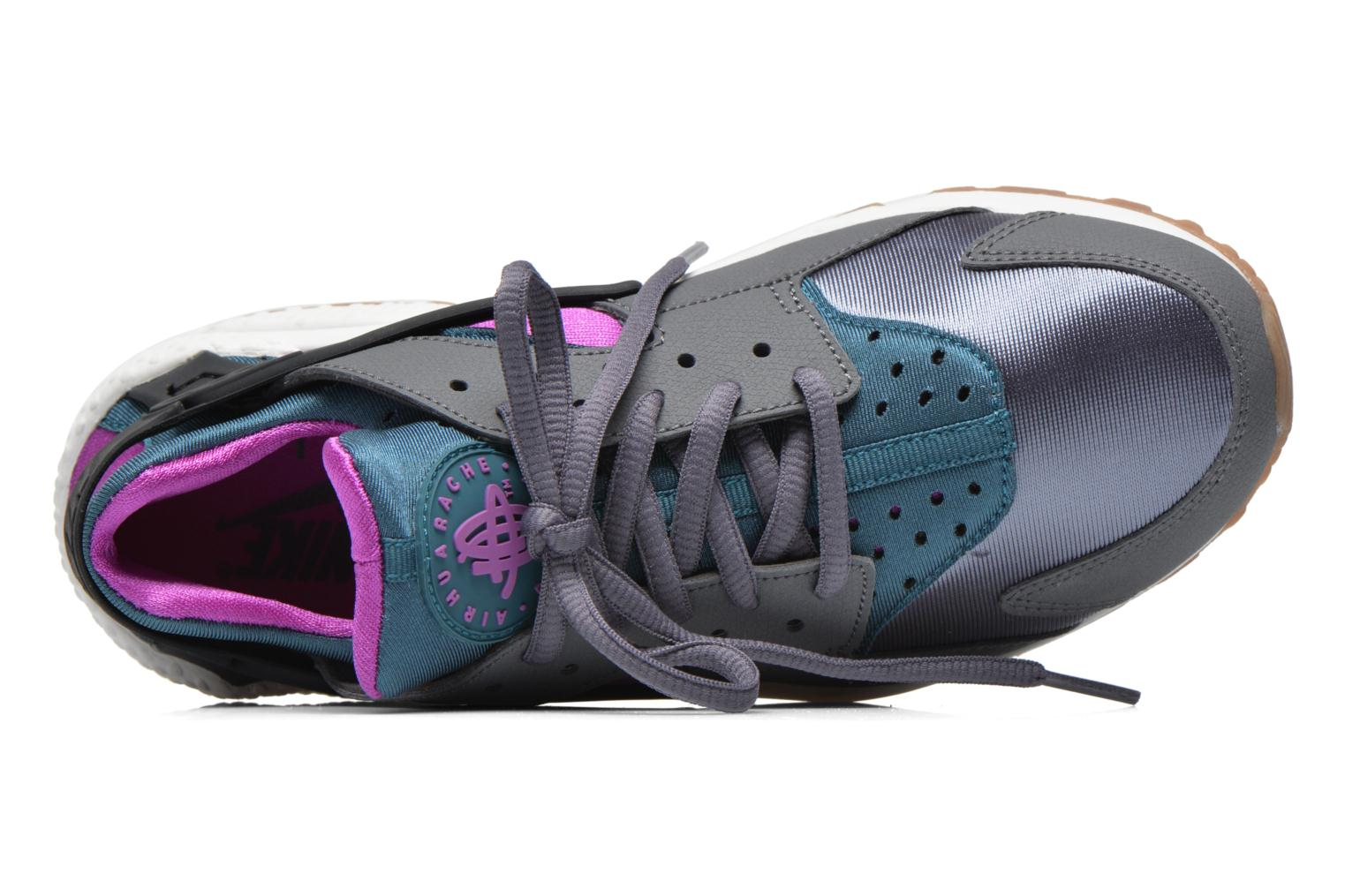 Sneakers Nike Wmns Air Huarache Run Grijs links